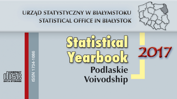Statistical Yearbook of Podlaskie Voivodship 2017