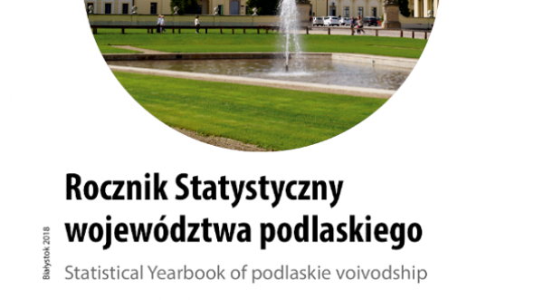 Statistical Yearbook of Podlaskie Voivodship 2018