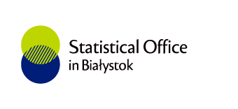Logo Statistical Office in Białystok
